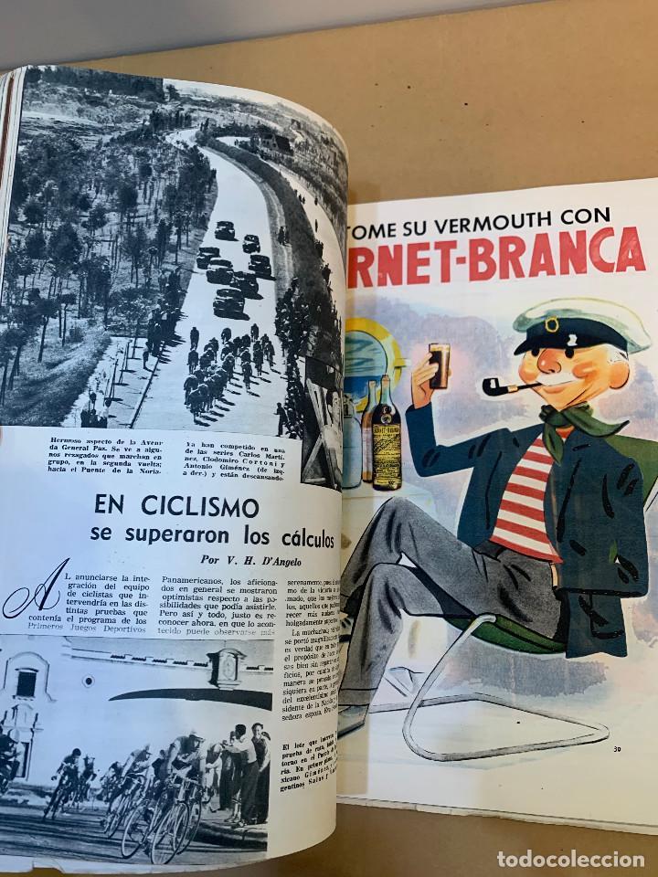 Coleccionismo deportivo: MUNDO DEPORTIVO N.º 100 / PRIMEROS JUEGOS DEPORTIVOS PANAMERICANO - Foto 31 - 226953550