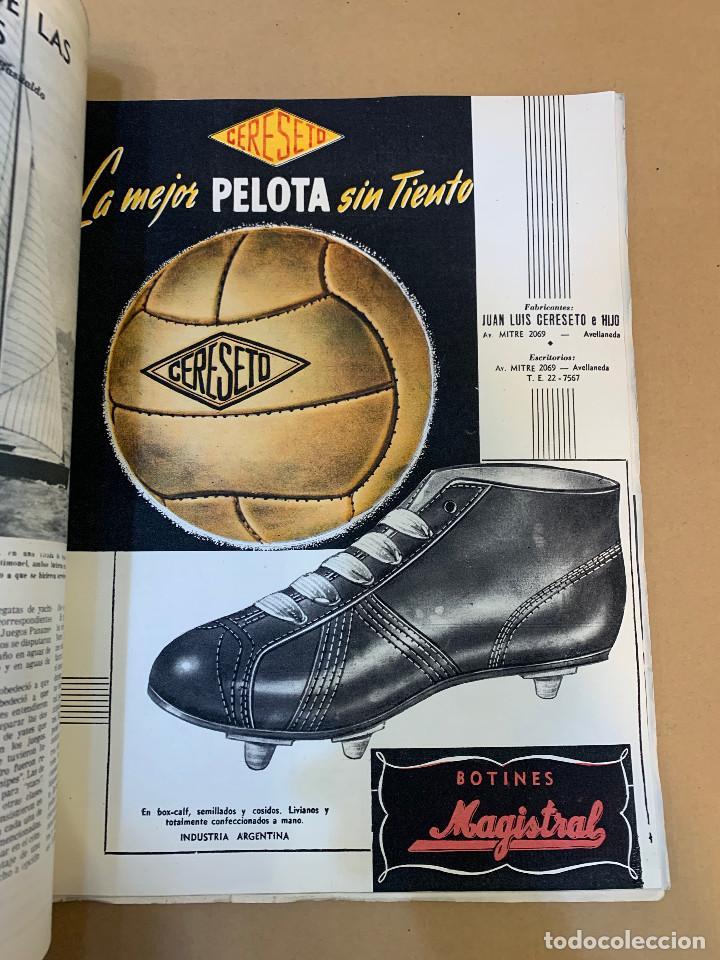 Coleccionismo deportivo: MUNDO DEPORTIVO N.º 100 / PRIMEROS JUEGOS DEPORTIVOS PANAMERICANO - Foto 33 - 226953550