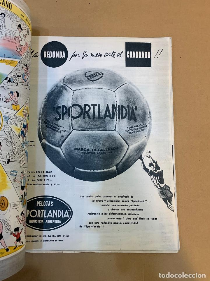 Coleccionismo deportivo: MUNDO DEPORTIVO N.º 100 / PRIMEROS JUEGOS DEPORTIVOS PANAMERICANO - Foto 34 - 226953550