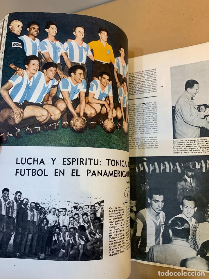 Coleccionismo deportivo: MUNDO DEPORTIVO N.º 100 / PRIMEROS JUEGOS DEPORTIVOS PANAMERICANO - Foto 36 - 226953550
