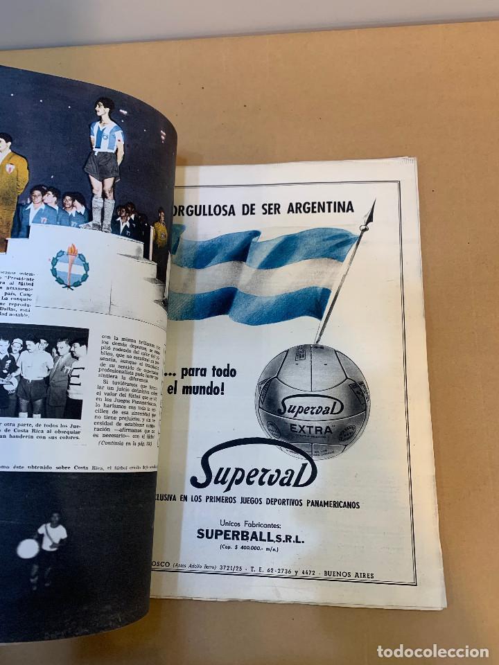 Coleccionismo deportivo: MUNDO DEPORTIVO N.º 100 / PRIMEROS JUEGOS DEPORTIVOS PANAMERICANO - Foto 37 - 226953550