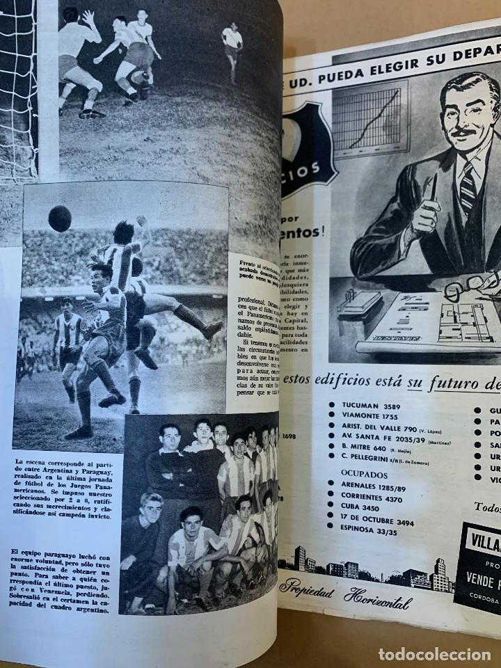 Coleccionismo deportivo: MUNDO DEPORTIVO N.º 100 / PRIMEROS JUEGOS DEPORTIVOS PANAMERICANO - Foto 38 - 226953550