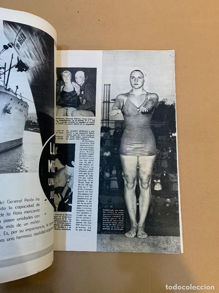 Coleccionismo deportivo: MUNDO DEPORTIVO N.º 100 / PRIMEROS JUEGOS DEPORTIVOS PANAMERICANO - Foto 39 - 226953550