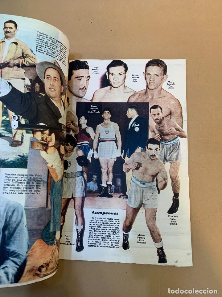 Coleccionismo deportivo: MUNDO DEPORTIVO N.º 100 / PRIMEROS JUEGOS DEPORTIVOS PANAMERICANO - Foto 40 - 226953550