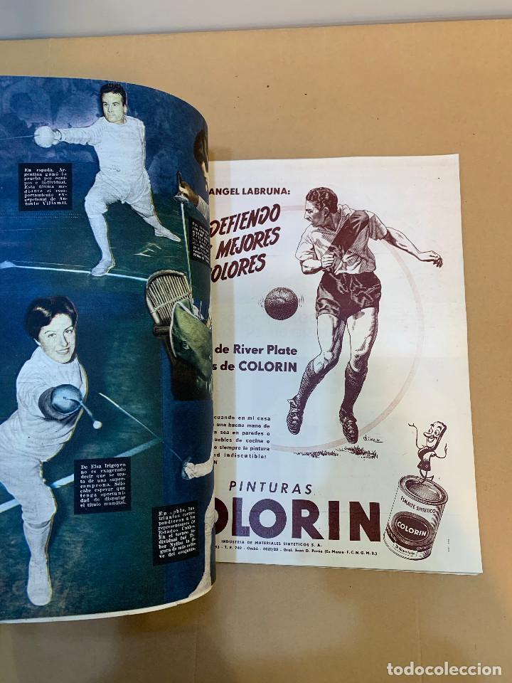 Coleccionismo deportivo: MUNDO DEPORTIVO N.º 100 / PRIMEROS JUEGOS DEPORTIVOS PANAMERICANO - Foto 42 - 226953550