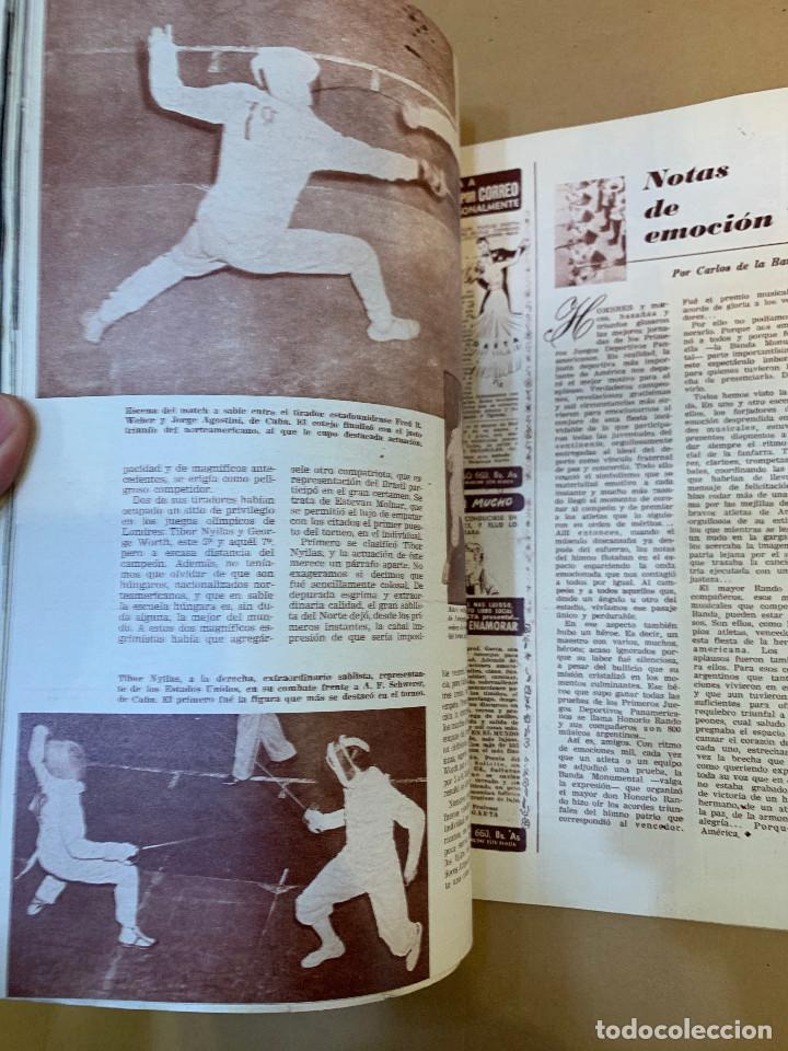 Coleccionismo deportivo: MUNDO DEPORTIVO N.º 100 / PRIMEROS JUEGOS DEPORTIVOS PANAMERICANO - Foto 43 - 226953550