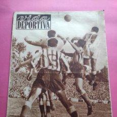Coleccionismo deportivo: VIDA DEPORTIVA Nº 293 ATLETICO DE MADRID CAMPEON LIGA FUTBOL 1950/1951 - ATLETI 50/51. Lote 226957536