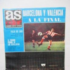 Coleccionismo deportivo: REVISTA AS COLOR Nº 6 1971. JUNIO. Lote 227580605