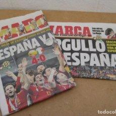 Coleccionismo deportivo: CAMPEONA DE EUROPA 2012. MARCA.. Lote 227687740