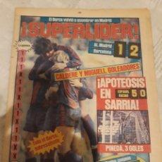 Coleccionismo deportivo: DIARIO SPORT 29 DE OCTUBRE 1984. AT MADRID 1 BARCELONA 2 ESPAÑOL 5 RACING 0. Lote 228043580