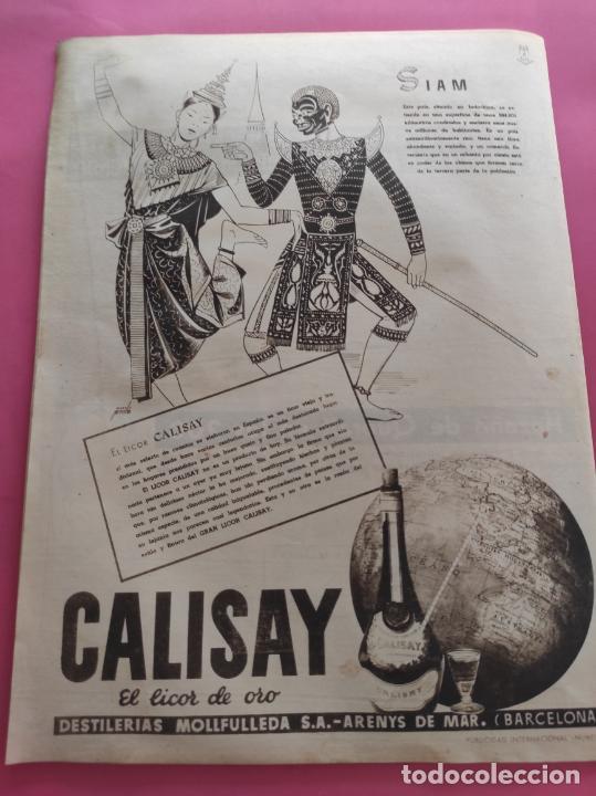 Coleccionismo deportivo: VIDA DEPORTIVA Nº 247 1950 ATHLETIC CLUB BILBAO CAMPEON COPA DEL GENERALISIMO 50 REAL VALLADOLID - Foto 5 - 228363650