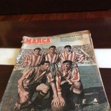 Coleccionismo deportivo: ANTIGUO PERIODICO MARCA ATLÉTICO DE MADRID 1953. Lote 228701635