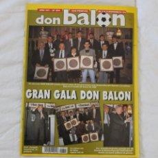 Coleccionismo deportivo: REVISTA DON BALÓN. Nº 894. (1992).. Lote 229368140