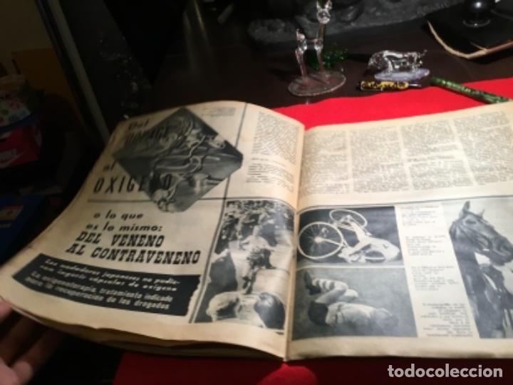 Coleccionismo deportivo: Antiguo periódico marca 1003 puskas,Di Stefano y Gento - Foto 6 - 230152475