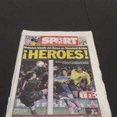 Coleccionismo deportivo: 23/02/2006. CHELSEA FC BARCELONA CHAMPIONS. Lote 230663085