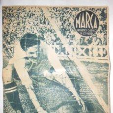 Coleccionismo deportivo: MARCA. SUPLEMENTO GRÁFICO DE LOS MARTES. AÑO II NÚM 29. JUNIO 1943. MADRID 11 - 1 BARCELONA. Lote 230744170