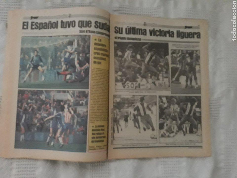 Coleccionismo deportivo: DIARIO SPORT . 2 DE MAYO DE 1983 .EL ATHLETIC, CAMPEON !. - Foto 5 - 231358790