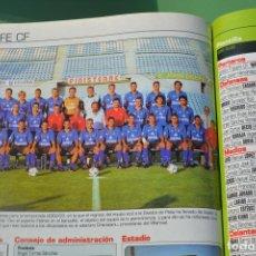 Collectionnisme sportif: RECORTE DE DON BALON LIGA 2002-03 FOTO PLANTILLA GETAFE CF. Lote 232283700