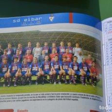 Colecionismo desportivo: RECORTE DON BALON LIGA 2005-06,FOTO DE SD EIBAR. Lote 232458215
