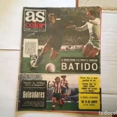Coleccionismo deportivo: DIARIO AS COLOR PERIODICO DEPORTIVO DE 1975 POSTER SEVILLA F.C.. Lote 232832795