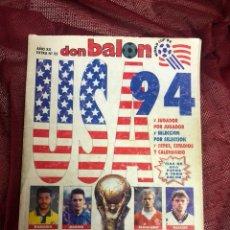 Collectionnisme sportif: EXTRA SON BALON USA 94. Lote 233204755