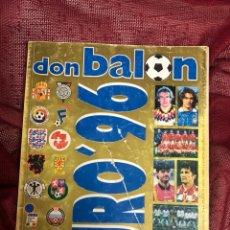 Collectionnisme sportif: DON BALON EURO 96. Lote 233205610