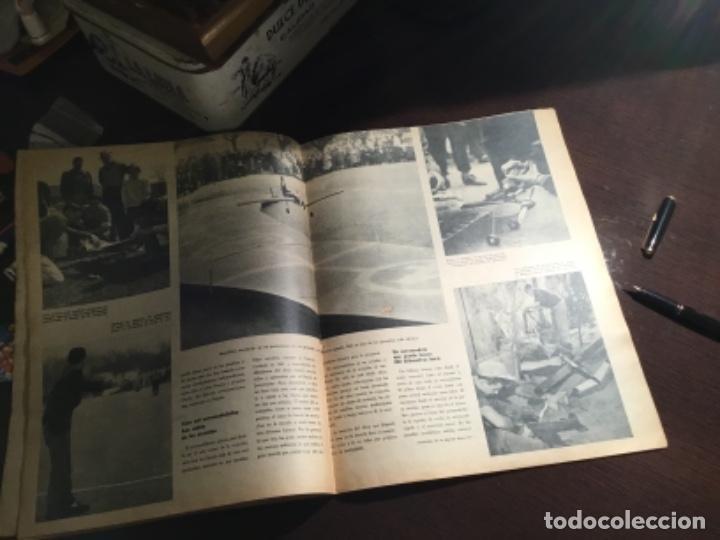 Coleccionismo deportivo: Antiguo periodico Athletic club de Bilbao campeón nuevo trofeo 1961 - Foto 5 - 234123540