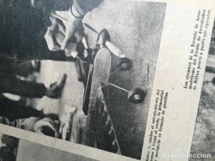 Coleccionismo deportivo: Antiguo periodico Athletic club de Bilbao campeón nuevo trofeo 1961 - Foto 6 - 234123540