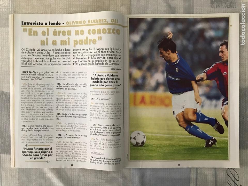 Coleccionismo deportivo: Fútbol don balón 1043 - Poster Buyo - Alfonso - Oviedo - Simeone - Donato - Foto 4 - 235241490