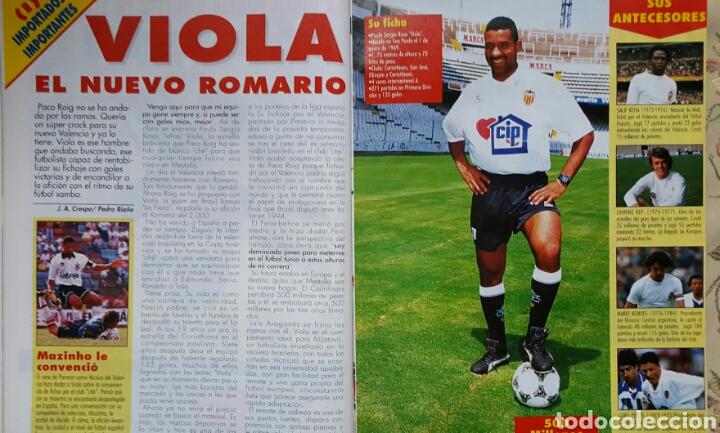 Coleccionismo deportivo: DON BALON 1031 - 17/23 JULIO 1995 - VIOLA- ETXEBERRIA- ZAGALO- ESTEBAN TORRE- ZABALZA- FIGO - Foto 2 - 235369250