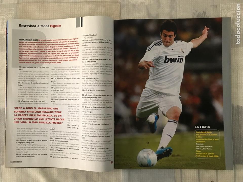 Coleccionismo deportivo: Fútbol don balón 1767 - Messi Barça - Higuaín - Poster Ibrahimovic - Champions - Santa Cruz maradons - Foto 4 - 235415940