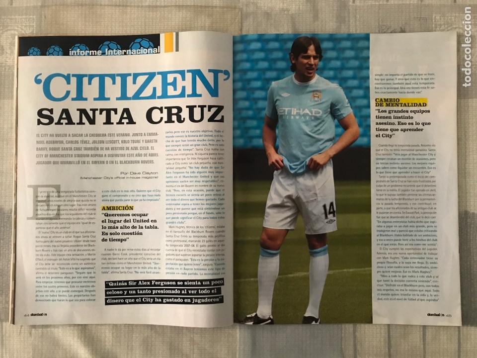 Coleccionismo deportivo: Fútbol don balón 1767 - Messi Barça - Higuaín - Poster Ibrahimovic - Champions - Santa Cruz maradons - Foto 6 - 235415940