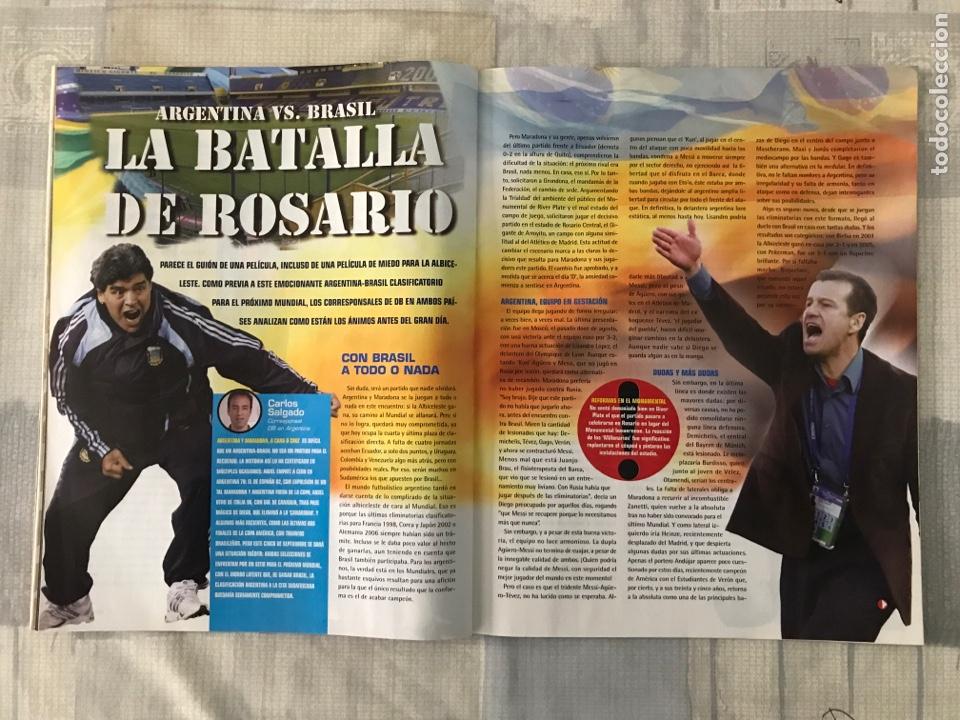 Coleccionismo deportivo: Fútbol don balón 1767 - Messi Barça - Higuaín - Poster Ibrahimovic - Champions - Santa Cruz maradons - Foto 7 - 235415940