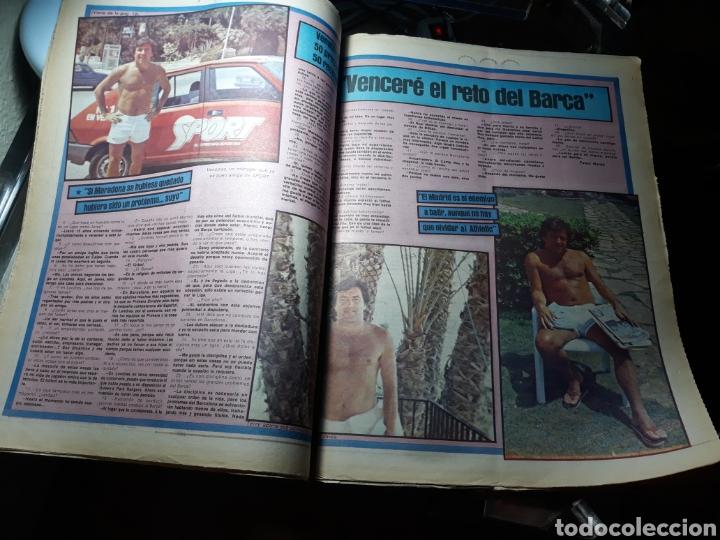 Coleccionismo deportivo: DIARIO SPORT N°1883 . 23 JULIO .1984 . ARCHIBALD. VENABLES . SEVE VENCIO OPEN BRITÁNICO.FIGNON TOUR - Foto 5 - 235581080