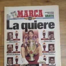 Coleccionismo deportivo: DIARIO MARCA 17/03/1998 SUPLEMENTO ESPECIAL COPA DE EUROPA. Lote 235615625