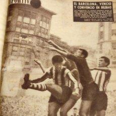 Coleccionismo deportivo: TOMO ENCUADERNADO VIDA DEPORTIVA CON 43 PERIODICOS - 1960 1961. Lote 235637665