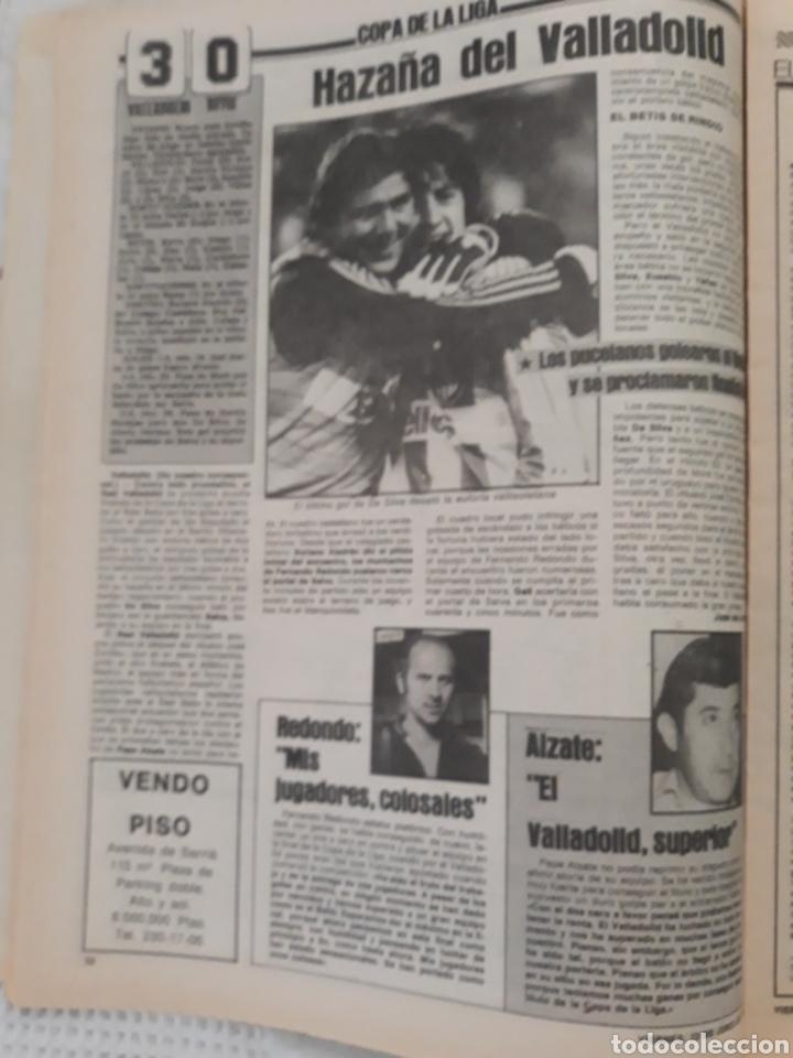 Coleccionismo deportivo: DIARIO SPORT N°1652 .22 JUNIO 1984 . AT. MADRID 2 BARCA 1 OTRO ROBO .ESPAÑA DE FIESTA . EUROCOPA.84 - Foto 6 - 235674960