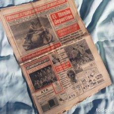 Coleccionismo deportivo: EL MUNDO DEPORTIVO-EDICION DE LA TARDE-LUNES 11 DE MAYO 1964. Lote 235885425