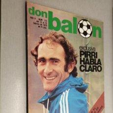 Colecionismo desportivo: DON BALÓN Nº 175 - FEBRERO 1979. Lote 235905480