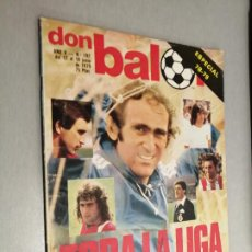 Collectionnisme sportif: DON BALÓN Nº 192 - JUNIO 1979 (PÓSTER REAL MADRID). Lote 235911060
