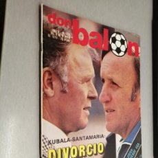 Collectionnisme sportif: DON BALÓN Nº 195 - JULIO 1979 (PÓSTER REAL VALLADOLID). Lote 235911845