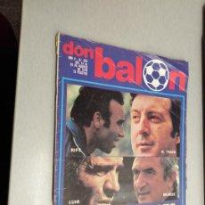 Collectionnisme sportif: DON BALÓN Nº 201 - AGOSTO 1979. Lote 235932395