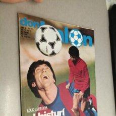 Coleccionismo deportivo: DON BALÓN Nº 223 - ENERO 1980. Lote 235983205