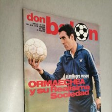 Coleccionismo deportivo: DON BALÓN Nº 226 - FEBRERO 1980. Lote 235983555