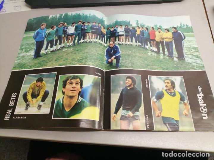Coleccionismo deportivo: DON BALÓN Nº 229 - FEBRERO 1980 (PÓSTER REAL BETIS) - Foto 2 - 235984360