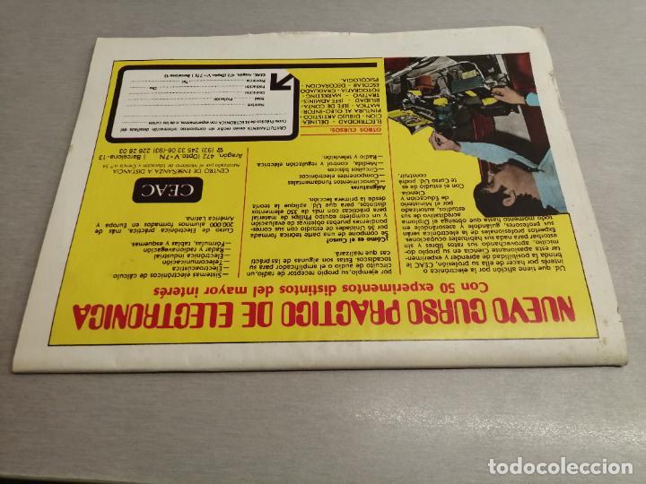 Coleccionismo deportivo: DON BALÓN Nº 229 - FEBRERO 1980 (PÓSTER REAL BETIS) - Foto 3 - 235984360