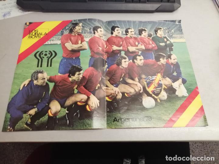 LOS KUBALA BOYS / DON BALÓN ARGENTINA 78 (Coleccionismo Deportivo - Revistas y Periódicos - Don Balón)