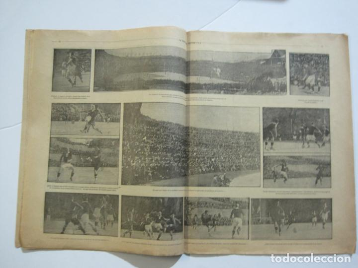 Coleccionismo deportivo: LA JORNADA DEPORTIVA-Nº 12-1921-SPARTA VS FC BARCELONA-ALCANTARA-ZAMORA-FUTBOL-VER FOTOS-(V-22.465) - Foto 13 - 236028910