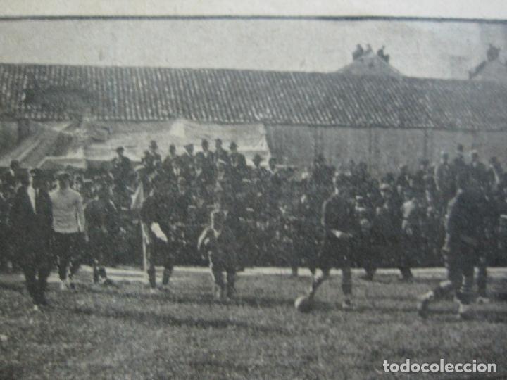 Coleccionismo deportivo: LA JORNADA DEPORTIVA-CAMPEONATO ESPAÑA-VIGO 1922-ALCANTARA-ZAMORA-FUTBOL-VER FOTOS-(V-22.465) - Foto 22 - 236029295