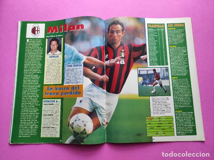 Coleccionismo deportivo: REVISTA DON BALON Nº 943 1993 SUPLEMENTO CHAMPIONS LEGUE 93-94 POSTER SELECCION ESPAÑOLA MUNDIAL USA - Foto 6 - 236075355